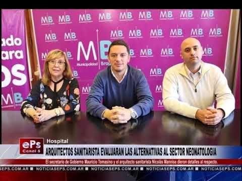ARQUITECTOS SANITARISTA EVALUARAN LAS ALTERNATIVAS AL SECTOR DE NEONATOLOGIA