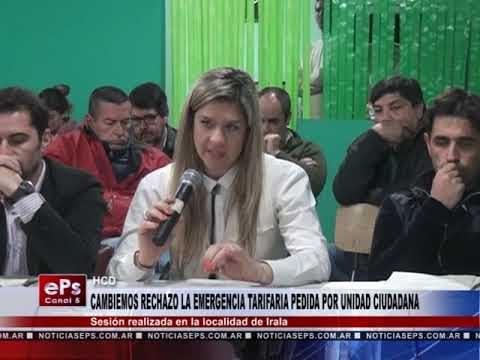 CAMBIEMOS RECHAZO LA EMERGENCIA TARIFARIA PEDIDA POR UNIDAD CIUDADANA