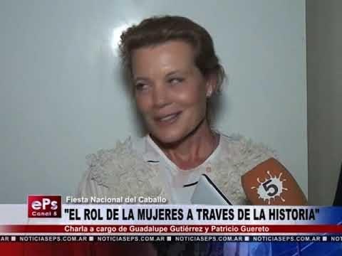 EL ROL DE LA MUJERES A TRAVES DE LA HISTORIA