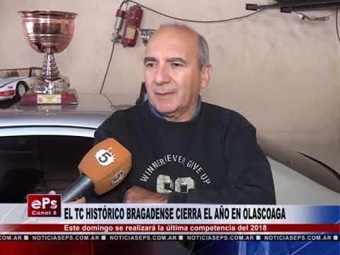 EL TC HISTÓRICO BRAGADENSE CIERRA EL AÑO EN OLASCOAGA