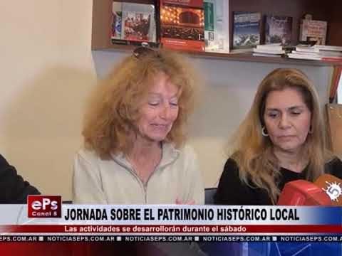 JORNADA SOBRE EL PATRIMONIO HISTÓRICO LOCAL