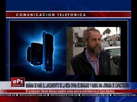 MAÑANA SE HARÁ EL LANZAMIENTO DE LA MESA OVINA DE BRAGADO Y HABRÁ UNA JORNADA DE CAPACITACIÓN