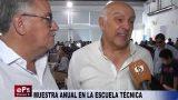 MUESTRA ANUAL EN LA ESCUELA TÉCNICA