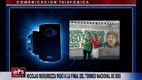 NICOLAS MUGURUZZA PASÓ A LA FINAL DEL TORNEO NACIONAL DE BOX