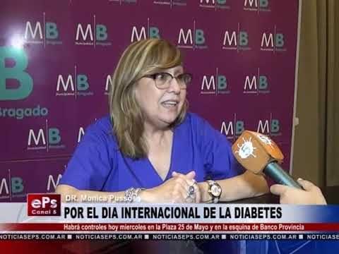 POR EL DIA INTERNACIONAL DE LA DIABETES