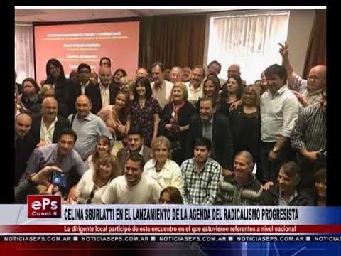 0:00 / 1:13 CELINA SBURLATTI EN EL LANZAMIENTO DE LA AGENDA DEL RADICALISMO PROGRESISTA