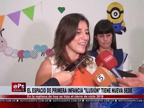 EL ESPACIO DE PRIMERA INFANCIA ILUSIÓN TIENE NUEVA SEDE