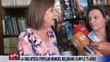 LA BIBLIOTECA POPULAR MANUEL BELGRANO CUMPLE 75 AÑOS