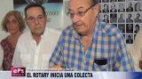 EL ROTARY INICIA UNA COLECTA