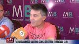 FACUNDO ALVANEZZI DARÁ UNA CLÍNICA DE FÚTBOL EN BRAGADO CLUB