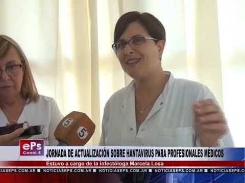 JORNADA DE ACTUALIZACIÓN SOBRE HANTAVIRUS PARA PROFESIONALES MÉDICOS