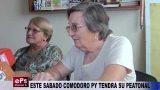 ESTE SABADO COMODORO PY TENDRA SU PEATONAL