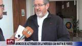 ANUNCIOS DE ACTIVIDADES EN LA PARROQUIA SAN MARTIN DE PORRES