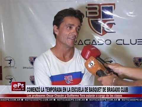 COMENZÓ LA TEMPORADA EN LA ESCUELA DE BASQUET DE BRAGADO CLUB