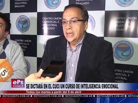 SE DICTARÁ EN EL CUCI UN CURSO DE INTELIGENCIA EMOCIONAL