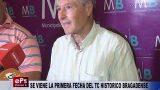 SE VIENE LA PRIMERA FECHA DEL TC HISTORICO BRAGADENSE