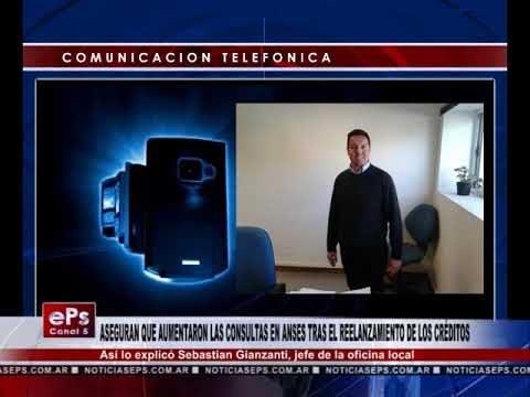 ASEGURAN QUE AUMENTARON LAS CONSULTAS EN ANSES TRAS EL REELANZAMIENTO DE LOS CRÉDITOS