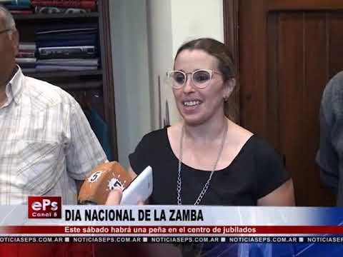 DIA NACIONAL DE LA ZAMBA