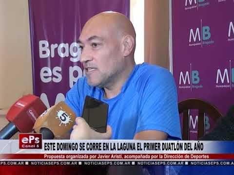 ESTE DOMINGO SE CORRE EN LA LAGUNA EL PRIMER DUATLÓN DEL AÑO