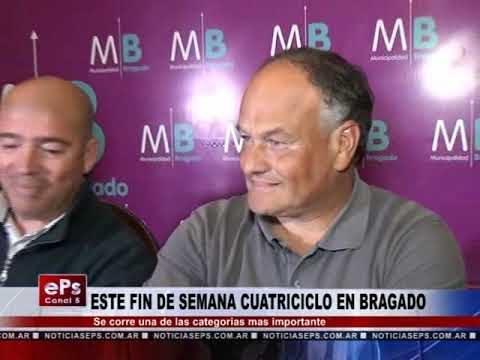 ESTE FIN DE SEMANA CUATRICICLO EN BRAGADO