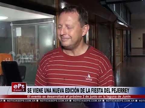SE VIENE UNA NUEVA EDICIÓN DE LA FIESTA DEL PEJERREY