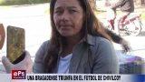 UNA BRAGADENSE TRIUNFA EN EL FÚTBOL DE CHIVILCOY