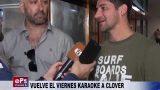 VUELVE EL VIERNES KARAOKE A CLOVER