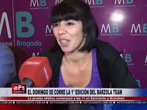 EL DOMINGO SE CORRE LA 1° EDICIÓN DEL BÁRZOLA TEAM