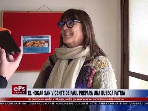 EL HOGAR SAN VICENTE DE PAUL PREPARA UNA BUSECA PATRIA