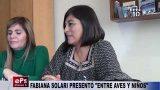 FABIANA SOLARI PRESENTÓ ENTRE AVES Y NIÑOS