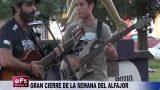 GRAN CIERRE DE LA SEMANA DEL ALFAJOR