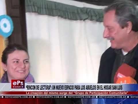 RINCON DE LECTURA EN EL HOGAR SAN LUIS