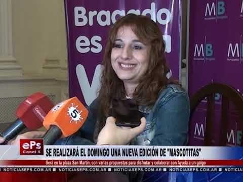 SE REALIZARÁ EL DOMINGO UNA NUEVA EDICIÓN DE MASCOTITAS