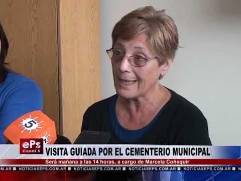 VISITA GUIADA POR EL CEMENTERIO MUNICIPAL