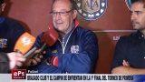 BRAGADO CLUB Y EL CAMPIN SE ENFRENTAN EN LA 1ª FINAL DEL TORNEO DE PRIMERA