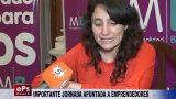 IMPORTANTE JORNADA APUNTADA A EMPRENDEDORES