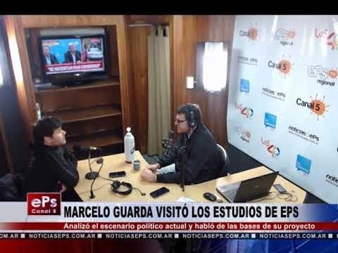 MARCELO GUARDA VISITÓ LOS ESTUDIOS DE EPS