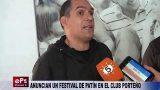 ANUNCIAN UN FESTIVAL DE PATÍN EN EL CLUB PORTEÑO