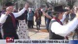 LAS PEÑAS LOCALES LE PUSIERON COLORIDO Y FERVOR PATRIO AL 9 DE JULIO