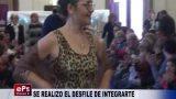 SE REALIZO EL DESFILE DE INTEGRARTE