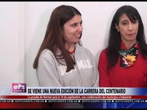 SE VIENE UNA NUEVA EDICIÓN DE LA CARRERA DEL CENTENARIO