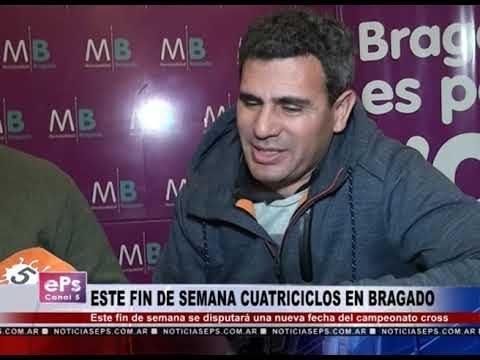 ESTE FIN DE SEMANA CUATRICICLOS EN BRAGADO