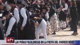 LAS PEÑAS FOLKLORICA EN LA FIESTA DEL CHORIZO SECO