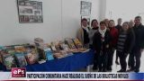 PARTICIPACIÓN COMUNITARIA HACE REALIDAD EL SUEÑO DE LAS BIBLIOTECAS MÓVILES