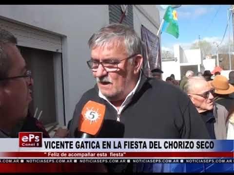 VICENTE GATICA EN LA FIESTA DEL CHORIZO SECO 1