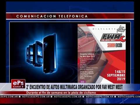 2° ENCUENTRO DE AUTOS MULTIMARCA ORGANIZADO POR FAR WEST MEET