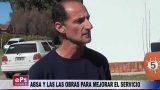 ABSA Y LAS LAS OBRAS PARA MEJORAR EL SERVICIO