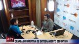 CHARLA INFORMATIVA DE ENTRENAMIENTO DEPORTIVO