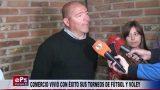 COMERCIO VIVIÓ CON ÉXITO SUS TORNEOS DE FÚTBOL Y VÓLEY