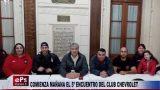 COMIENZA MAÑANA EL 5º ENCUENTRO DEL CLUB CHEVROLET